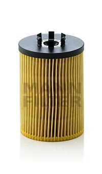 Масляный фильтроэлемент без металлических частей Mann-Filter HU7155XHU7155X