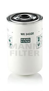 Топливный фильтрMann-Filter WK94020WK94020