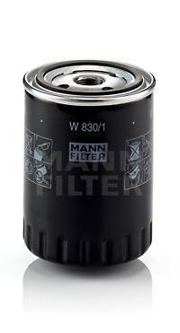 Фильтр масляный Mann-Filter W8301W8301