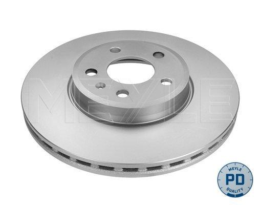 Диск тормозной вентилируемые Meyle 1835210001PD комплект 2 шт1835210001PD
