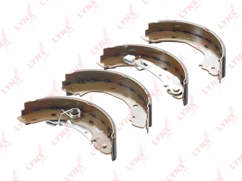 Колодки тормозные задние Lynx BS2800BS2800