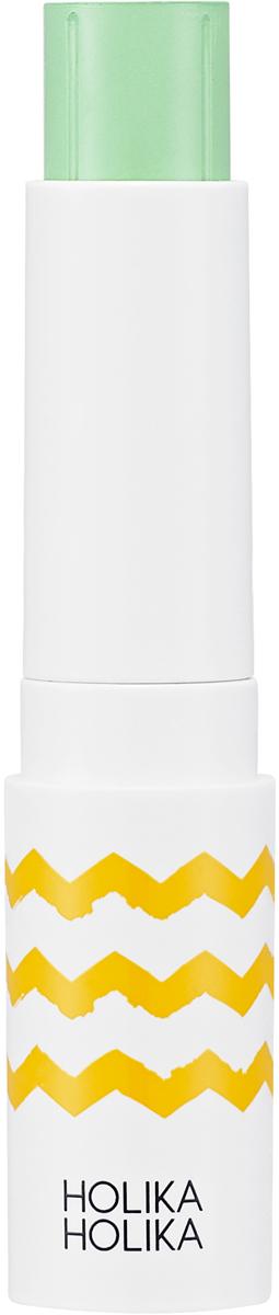 Holika Holika ЦветнойкорректордлямакияжаHolipop,отпокраснений,4г20014363Средство содержит формулу Upolu Barrier™, экстракт икры, экстракт зеленого чая, экстракт черники и т.д. Корректирующий стик для кожи с различными проблемами. В зависимости от тона стик маскируетпокраснения кожи, тусклый тон, темные круги под глазами и прочие дефекты кожи. Стик позволяет скульптурировать черты лица, придает им объем. Легкое использование, мягкая текстура легко поддается растушевке.