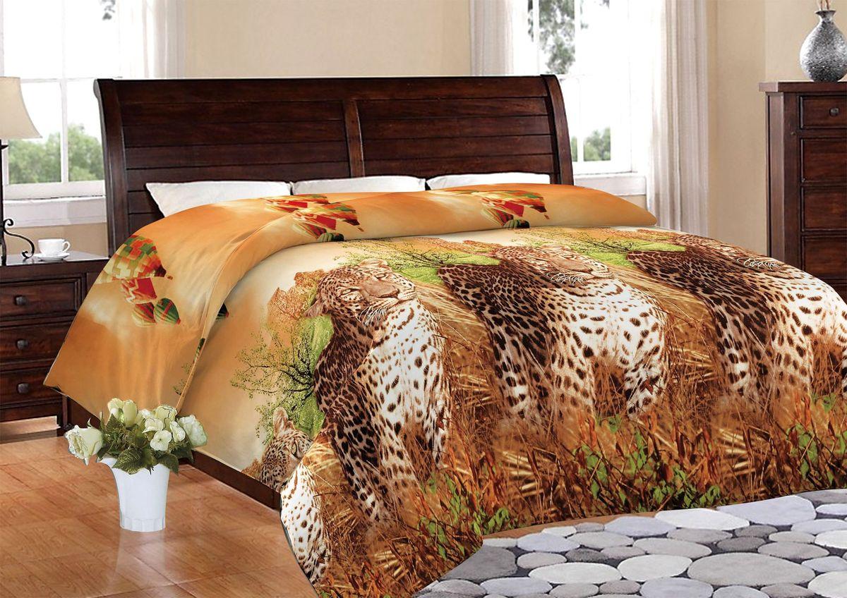 """Роскошное покрывало Amore Mio """"Corumba"""" идеально для декора интерьера в различных  стилевых решениях. Изделие изготовлено из высококачественного  полиэстера и оформлено 3D рисунком.  Покрывало Amore Mio """"Corumba"""" будет превосходно дополнять интерьер вашей спальни  или станет прекрасным подарком любому человеку."""