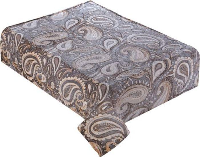 Плед Buenas Noches Bamboo. Огурцы, 150 х 200 см. 8673186731Пледы Buenas noches из колекции Bamboo - классические дизайны в бежево-коричневой цветовой гамме, объесный рисунок и исключительная мягкость. Ткань выполнена из 100% полиестера, не линяет, не деформируется. Этот плед универсален - может использоваться в качестве пледа, легкого одеяла или нарядного покрывала..