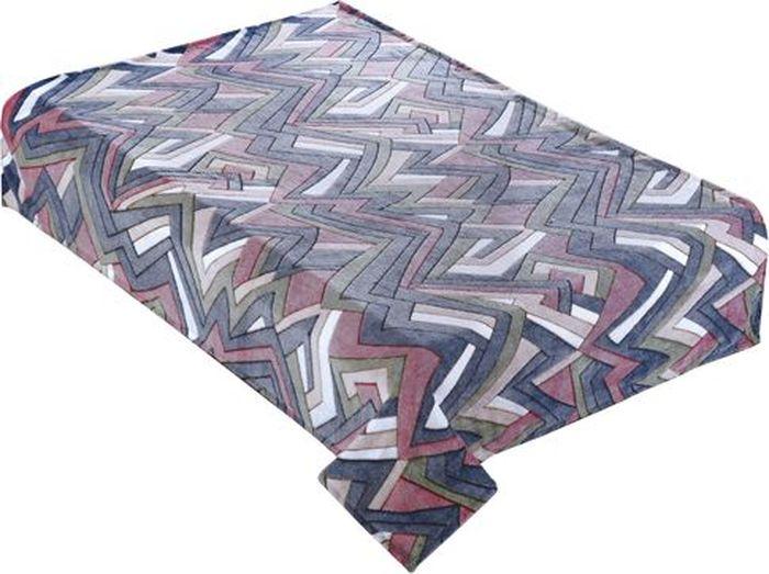 Плед Buenas Noches Bamboo. Уголки, 150 х 200 см. 8673486734Пледы Buenas noches из колекции Bamboo - классические дизайны в бежево-коричневой цветовой гамме, объесный рисунок и исключительная мягкость. Ткань выполнена из 100% полиестера, не линяет, не деформируется. Этот плед универсален - может использоваться в качестве пледа, легкого одеяла или нарядного покрывала..
