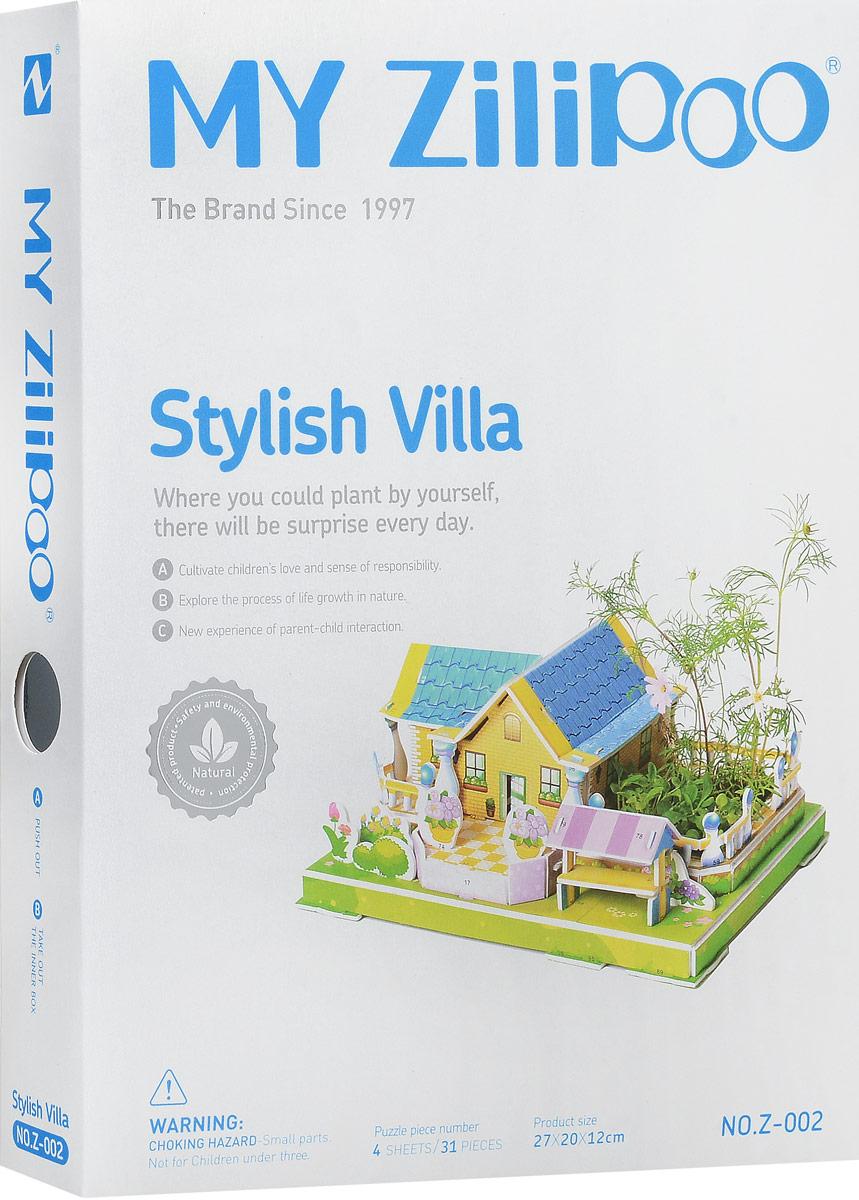 Zilipoo 3D Пазл Стильная вилла