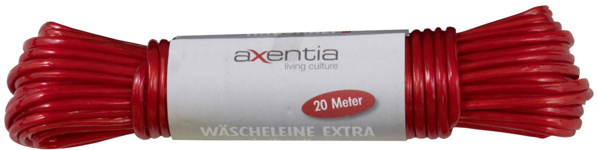 Веревка бельевая Axentia, длина 20 м274221Веревка бельевая Axentia представляет собой металлическую нитьпокрытием из ПВХ, поэтому обладает высокой износостойкостью и долговечностью. Веревка крепкая и надежная, не провисает при натягивании. Толщина: 4 мм. Длина: 20 м.