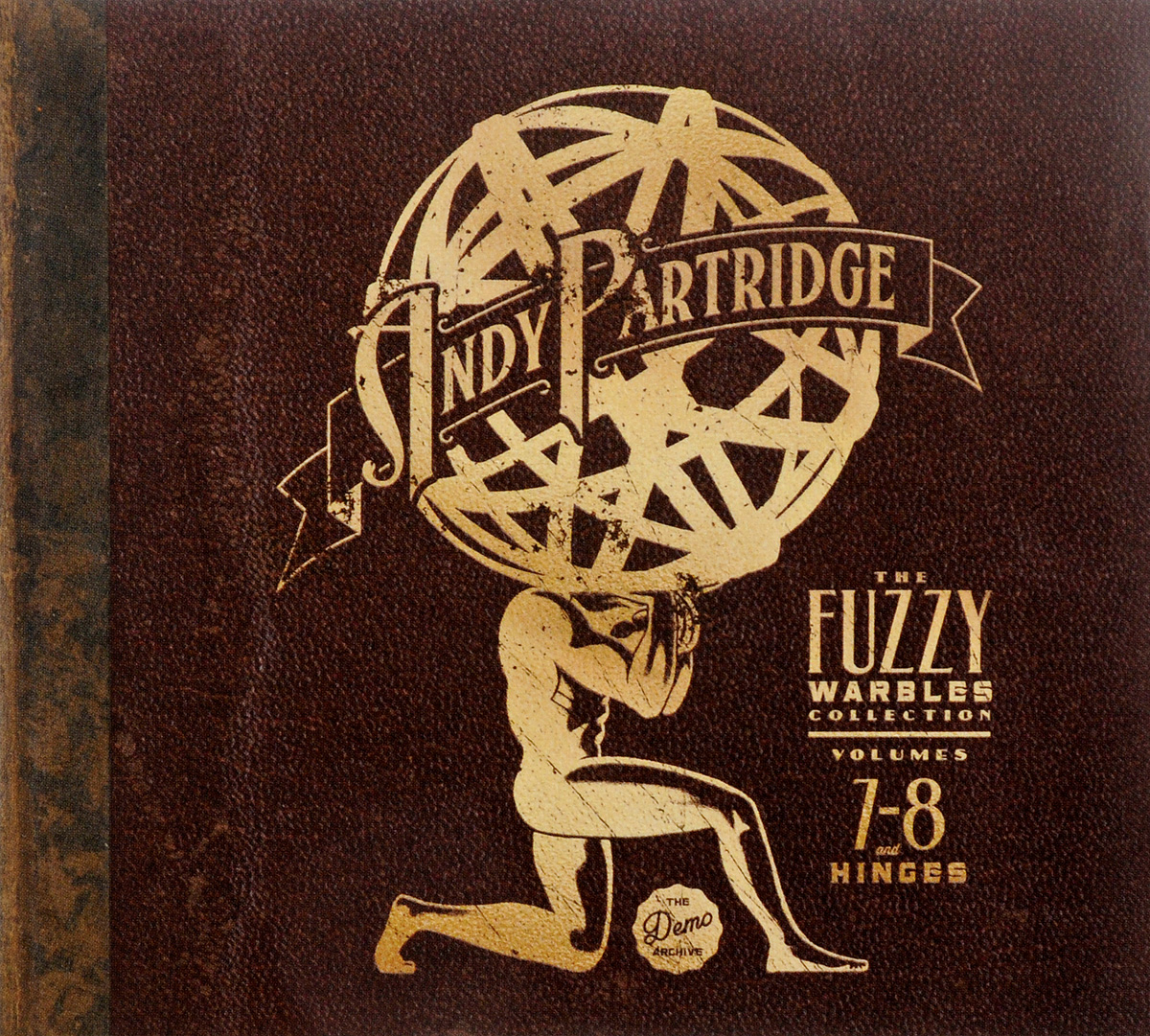 Andrew John Andy Partridge Andy Partridge. Fuzzy Warbles Vols 7, 8 & Hinges (3 CD) кеды andy z andy z an048awisq48
