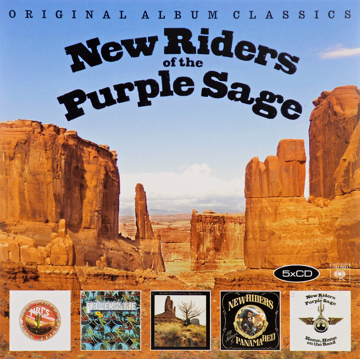 New Riders Of The Purple Sage New Riders Of The Purple Sage. Original Album Classics (New Riders Of The Purple Sage / Powerglide / Gypsy Cowboy / The Adventures Of Panama Red / Home, Home On The Road) cd smokie the other side of the road new extended version