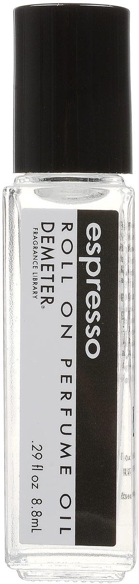 Demeter Fragrance Library Парфюмерное масло Эспрессо (Espresso), 8,8 млDM21378Чтобы не заснуть, многие люди предпочитают пить крепкий кофе эспрессо. Говорят, помогает. Но теперь мы можем предложить новый способ, чтобы не только не уснуть, но и пребывать в перманентной радости, оставляя за собой умопомрачительный шлейф из глубокого кофейного аромата - Эспрессо от Demeter! Только попробовав его, сердце начинает биться чаще, а работоспособность умножается вдвое!Способ применения: Нанести на сухую, чистую кожу. На точки пульса.Парфюмерные масла - это концентрат, в состав которого входят только натуральные ароматические вещества. Парфюмерные масла, состоящие из масляной основы и сбалансированной парфюмерной композиции, обеспечивают стойкость аромата, поэтому запах держится очень долго. Отсутствие спирта делает ароматы менее летучими, не вызывает аллергической реакции и не высушивает кожу. Они не испаряются с кожи, а постепенно впитываются в нее.Товар сертифицирован.Уважаемые клиенты! Обращаем ваше внимание на то, что упаковка может иметь несколько видов дизайна. Поставка осуществляется в зависимости от наличия на складе.