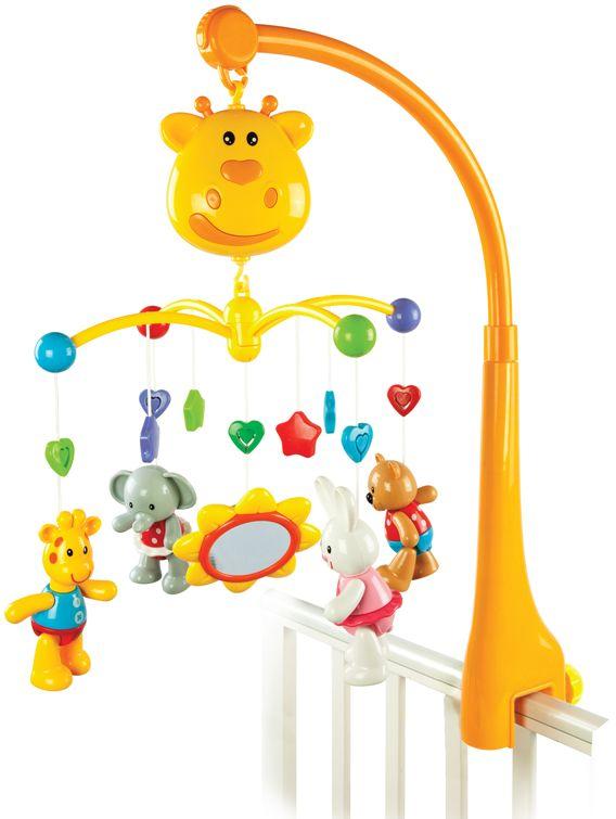 Жирафики Мобиль Жирафик - Игрушки для малышей