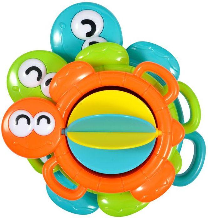 Жирафики Игрушка-мельница для купания Водные черепашки игрушка жирафики водные черепашки 939556