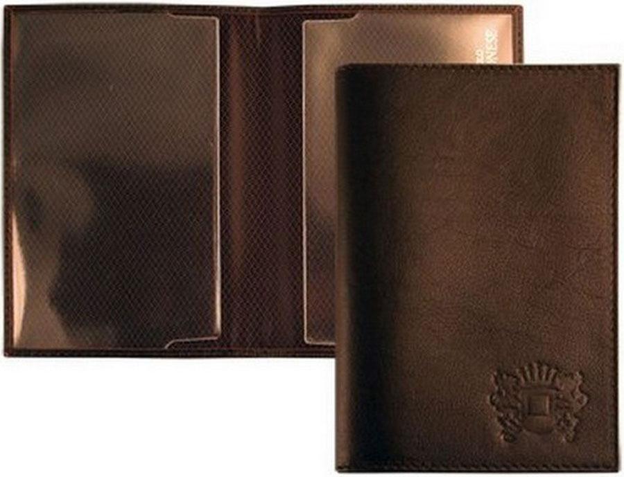 Обложка для паспорта мужская Paolo Veronese Леон, цвет: коричневый. O057-A03-39O057-A03-39Обложка для паспорта Paolo Veronese, из натуральной кожи с тиснением. С карманами из пластика. Размеры: 97 х 138 х 4 мм.