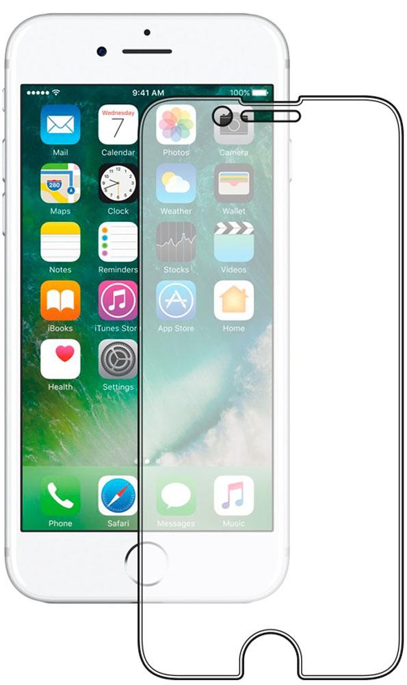 Deppa Ultra защитное стекло для Apple iPhone 7/8, глянцевое62361Защитное стекло Deppa Ultra защитное стекло для Apple iPhone 7/8, обеспечивает надежную защиту сенсорного экрана устройства отбольшинства механических повреждений и сохраняет первоначальный вид дисплея, его цветопередачу и управляемость. В случае падения стекло амортизирует удар, позволяя сохранить экран целым и избежать дорогостоящего ремонта. Стекло обладает особой структурой, которая держится на экране без клея и сохраняет его чистым после удаления.