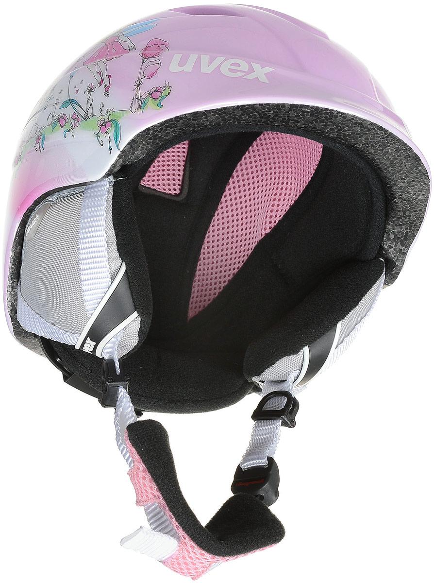 Шлем горнолыжный детский Uvex