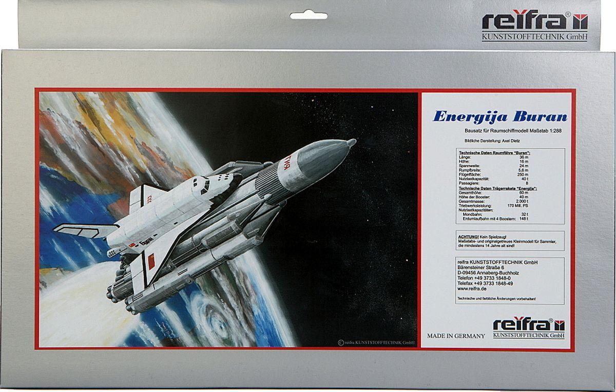 Reifra Сборная модель Космическая система Энергия-Буран