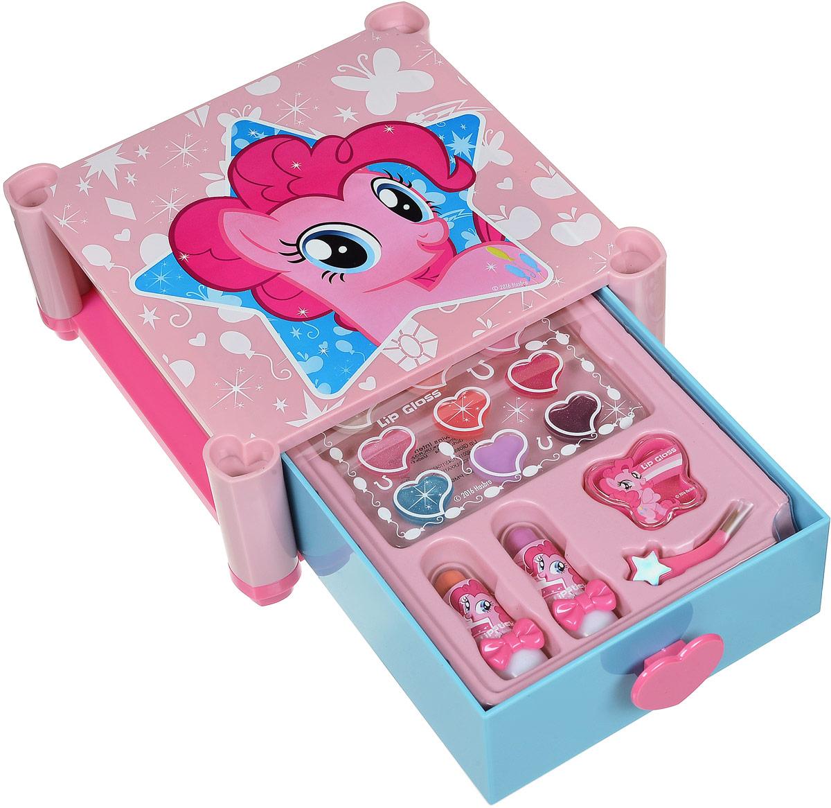Markwins Игровой набор детской декоративной косметики My Little Pony Pinkie Pie libre derm косметика производитель