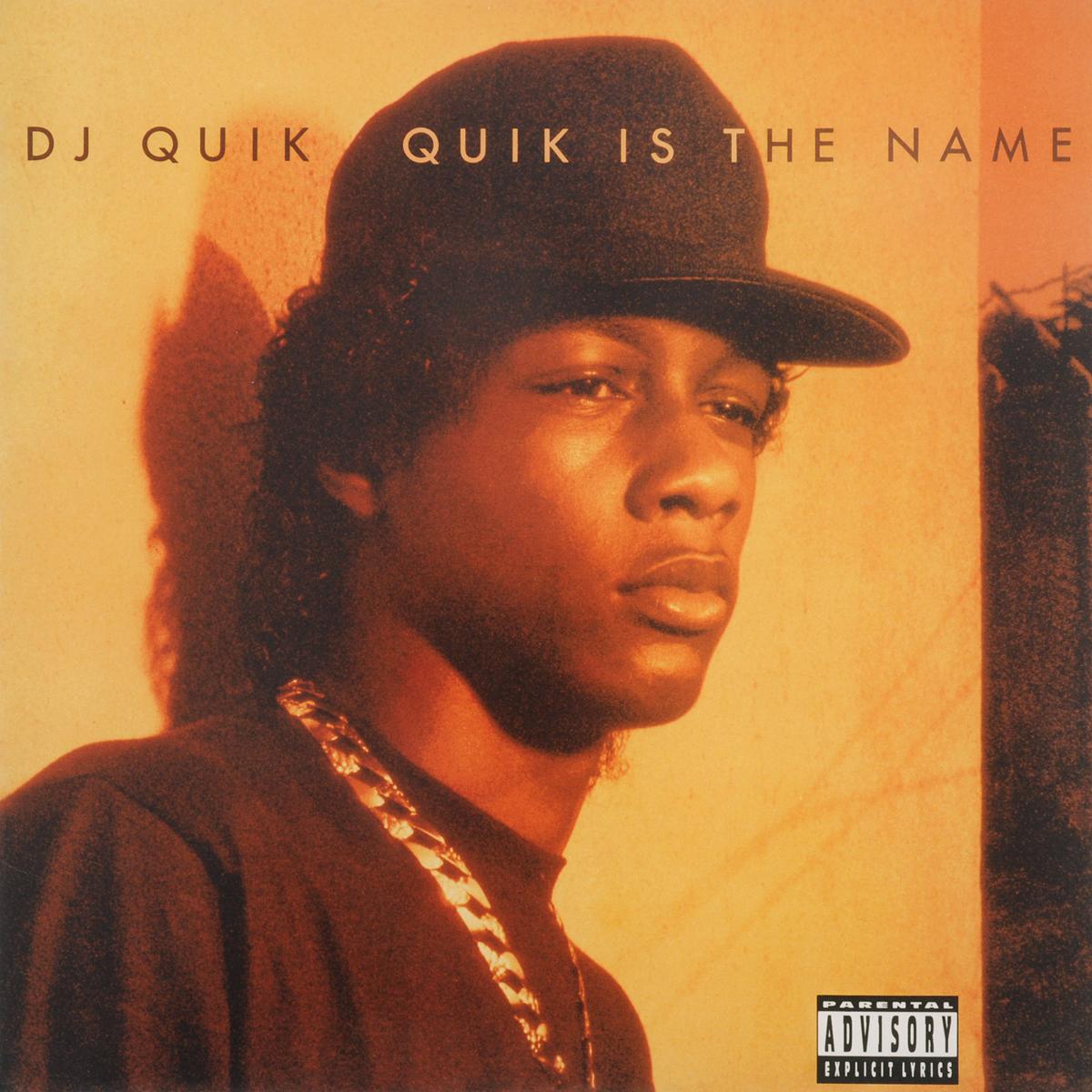 DJ Quik Dj Quik. Quik Is The Name (LP)