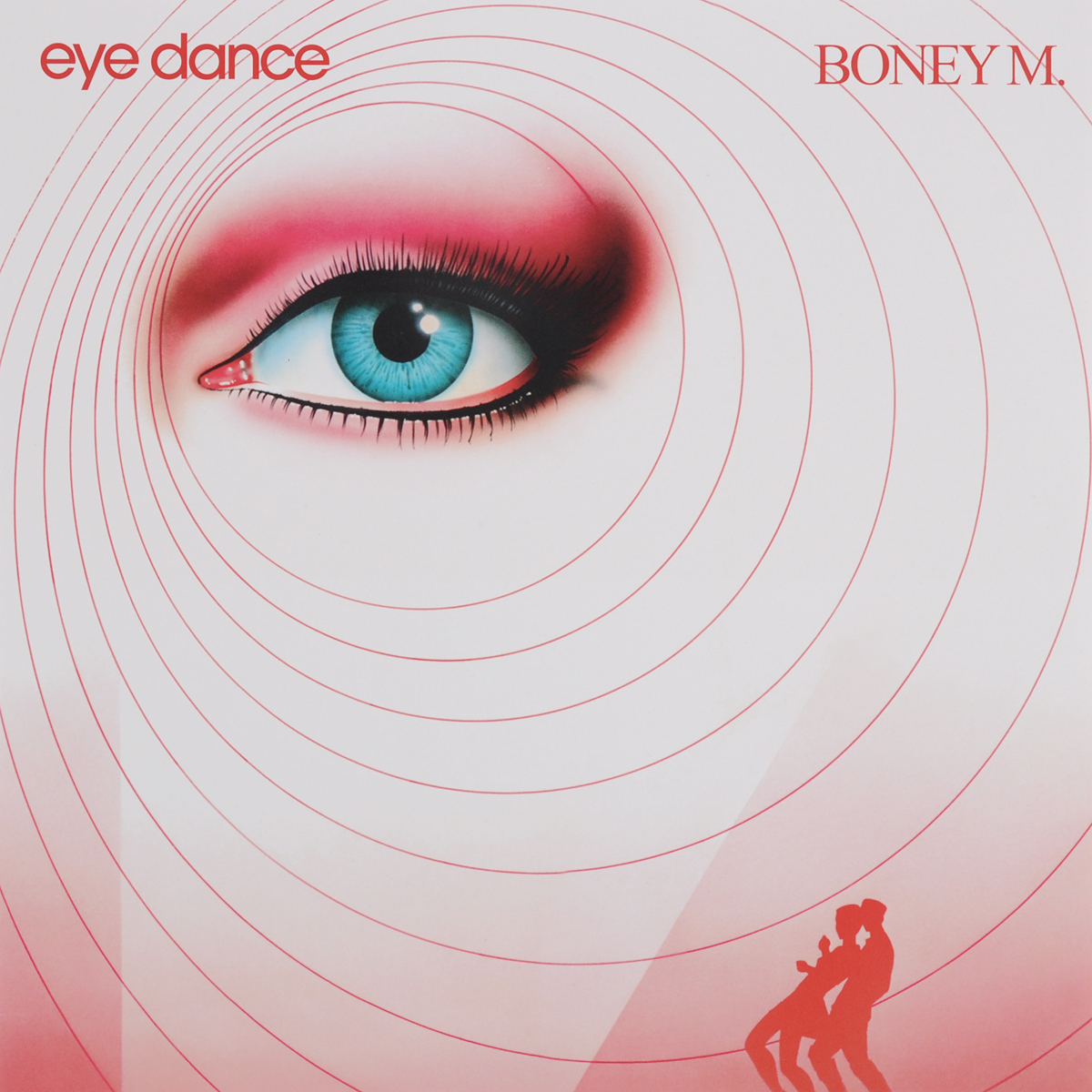 Boney M Boney M. Eye Dance (LP) boney m boney m christmas with boney m lp