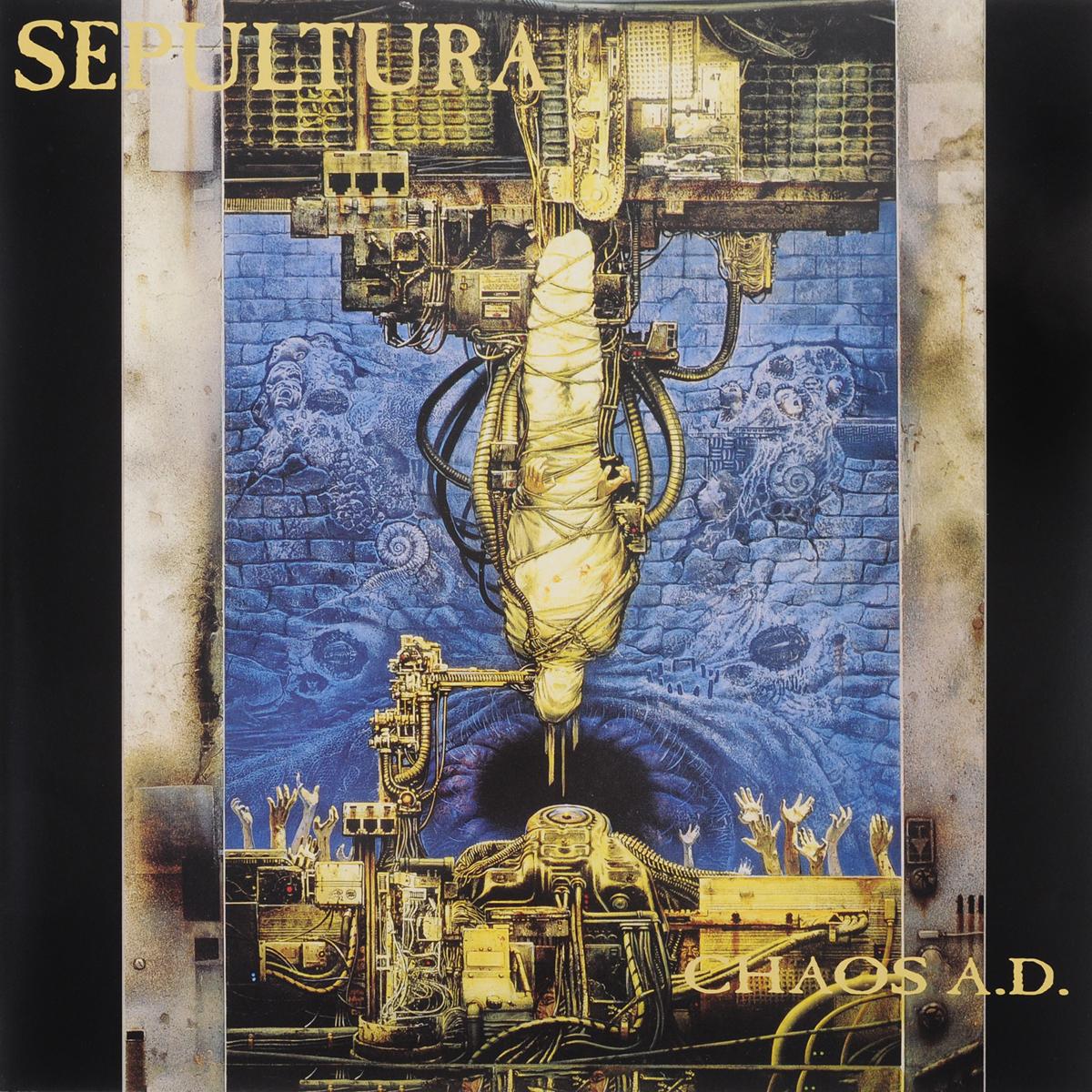 Sepultura Sepultura. Chaos A.D. (2 LP) chaos панама chaos stratus sombrero