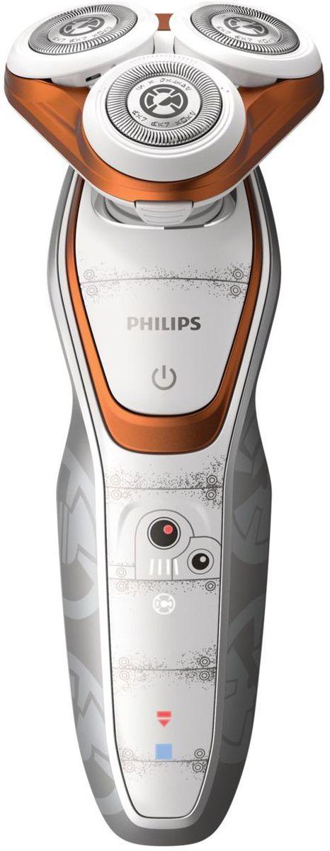 Philips Star Wars  SW5700/07 электробритва для сухого и влажного бритья шампунь 4г marlies moller шампунь 4г