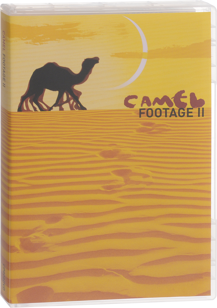 Camel: Footage II heart goes last the