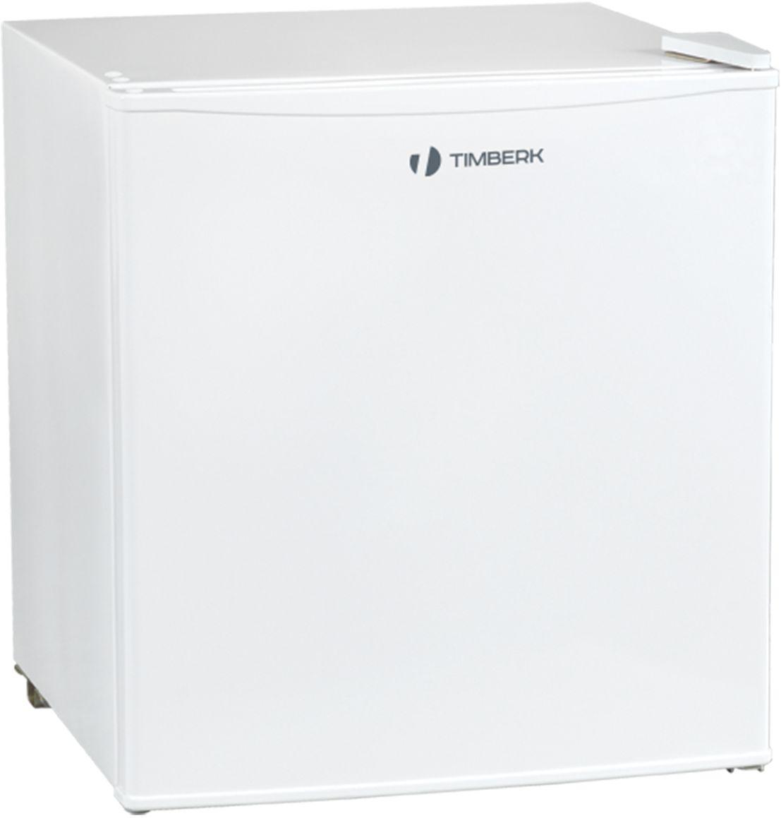 Timberk RG50 холодильник однокамерныйTIM RG50 SA03Холодильник Timberk RG50 является популярным оборудованием для гостиничного бизнеса за счет своих компактных размеров. Дверь перевешиваемая, что обеспечивает удобство эксплуатации прибора. Внутри холодильного отделения имеется 2 металлические полки-решетки и небольшая морозильная камера. На двери также расположено 2 полки для бутылок и бакалеи.