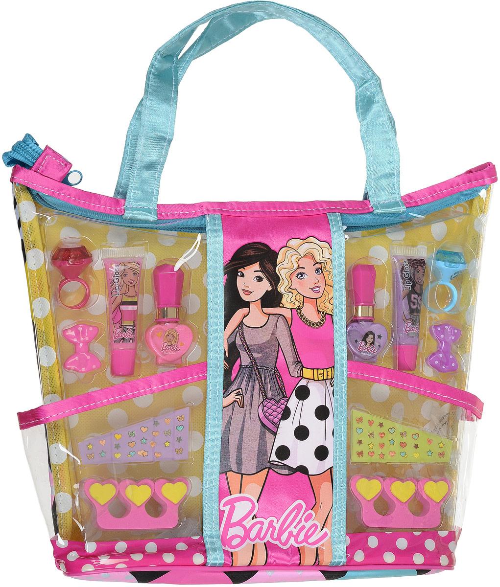 Markwins Игровой набор детской декоративной косметики Barbie 9709251 - Для детей