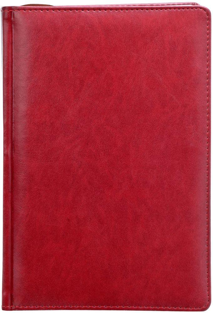 цены Index Ежедневник Avanti недатированный 336 листов цвет красный формат А5
