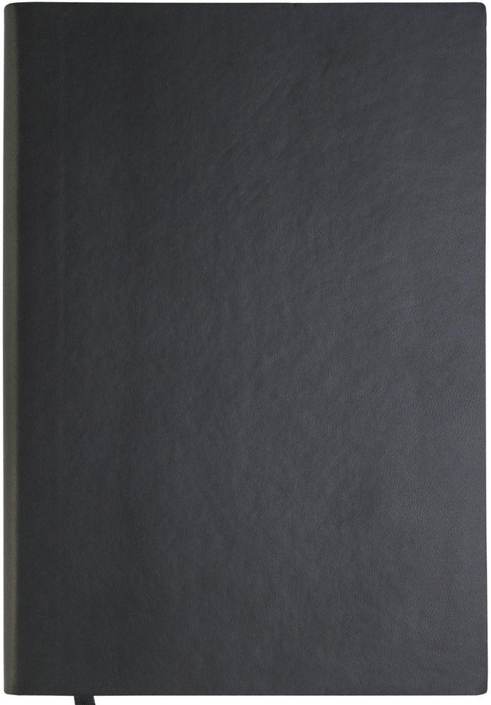 Index Ежедневник Spectrum 256 листов цвет черный формат А5IDN121/A5/BKГибкая обложка на резинке, карман для визиток; нахзац и форзац, ляссе и резинка в цвет обложки; тонированная бумага 70гр/м2, 1 цв.печать, ляссе, перфорированные уголки
