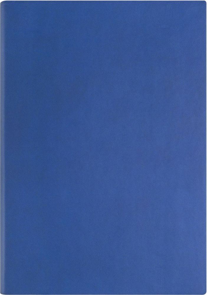 Index Ежедневник Spectrum 256 листов цвет темно-синий формат А5IDN121/A5/BUГибкая обложка на резинке, карман для визиток; нахзац и форзац, ляссе и резинка в цвет обложки; тонированная бумага 70гр/м2, 1 цв.печать, ляссе, перфорированные уголки