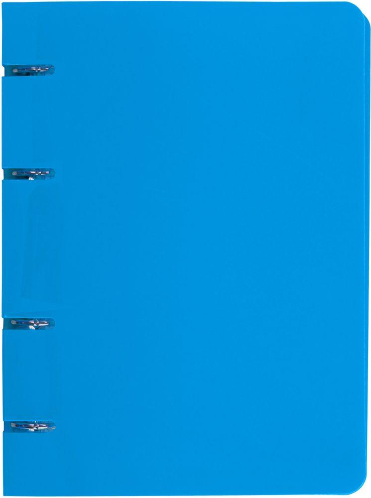 Index Тетрадь Colourplay 80 листов цвет голубой формат А5IN8001/buТетрадь Index Colourplay подойдет для ведения важных записей по учебе, работе или для повседневных заметок. Пластиковая обложка прослужит очень долго.Внутренний блок, соединенный металлическими кольцами, состоит из 80 листов белой бумаги в клетку.