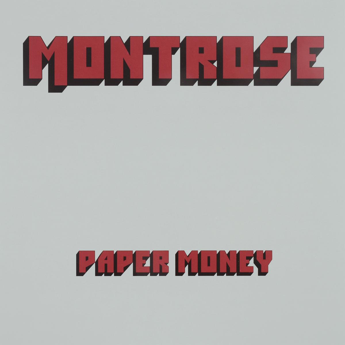 Montrose Montrose. Paper Money (2 LP) danjue genuine leather men wallets long coin purses big capacity card holder cowhide day clutch phone money bag