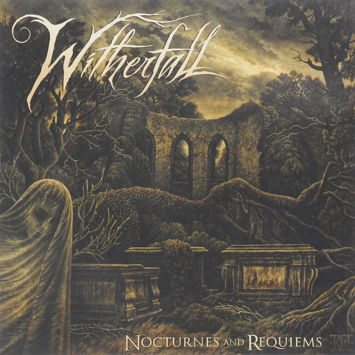 Zakazat.ru: Witherfall. Nocturnes And Requiems (LP)