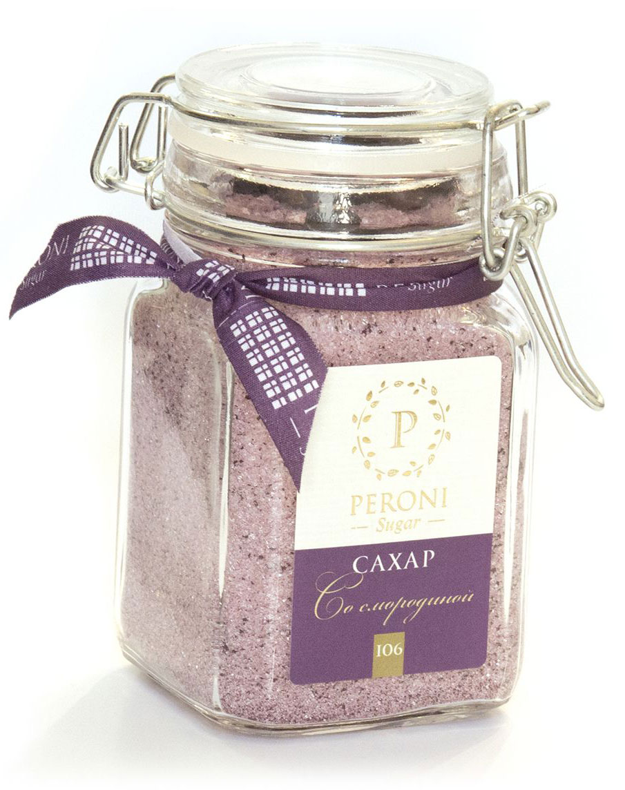 Peroni cахар со смородиной, 240 г новогодний набор rose романтика и страсть макси peroni