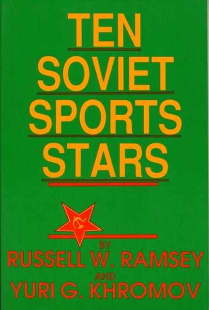 Ten Soviet Sports Stars mikhail moskvin 1067a3l4