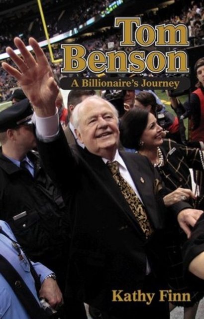 Tom Benson: A Billionaires Journey худи print bar new orleans saints
