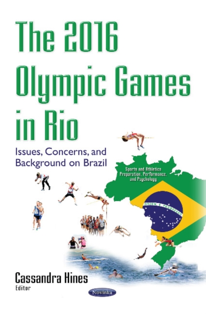 2016 Olympic Games in Rio: Issues, Concerns & Background on Brazil sanwa button and joystick use in video game console with multi games 520 in 1