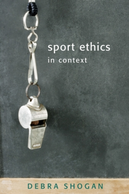 Sport Ethics in Context ethics for cpas