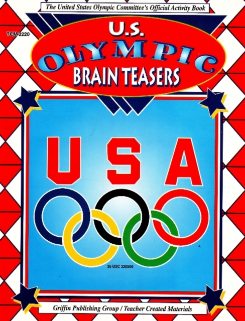 US Olympic Brain Teasers brain sharpening memory puzzles