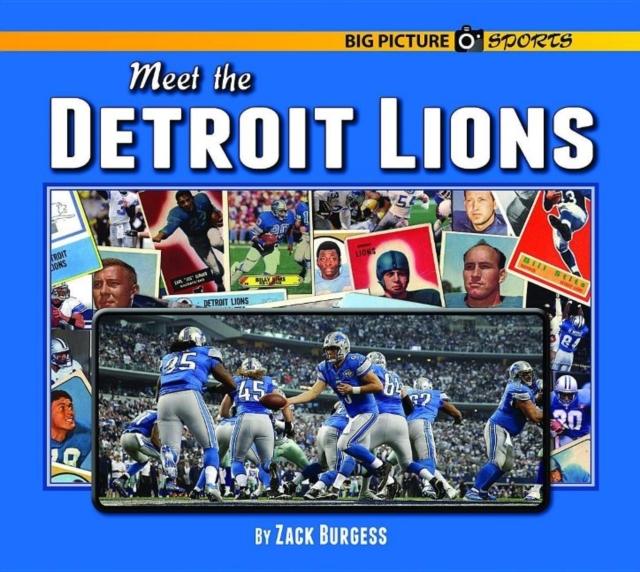 Meet the Detroit Lions