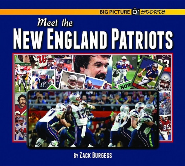 Meet the New England Patriots the history of england volume 3 civil war