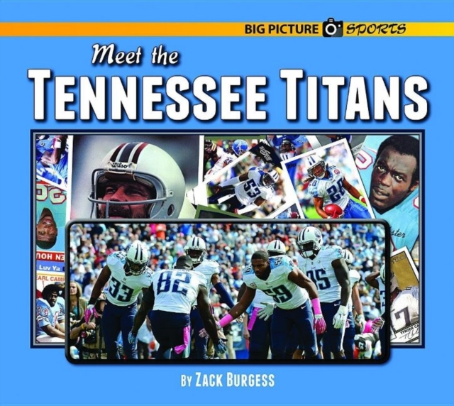 Meet the Tennessee Titans tiny titans vol 01
