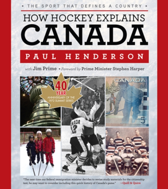 How Hockey Explains Canada: The Sport That Defines a Country купить