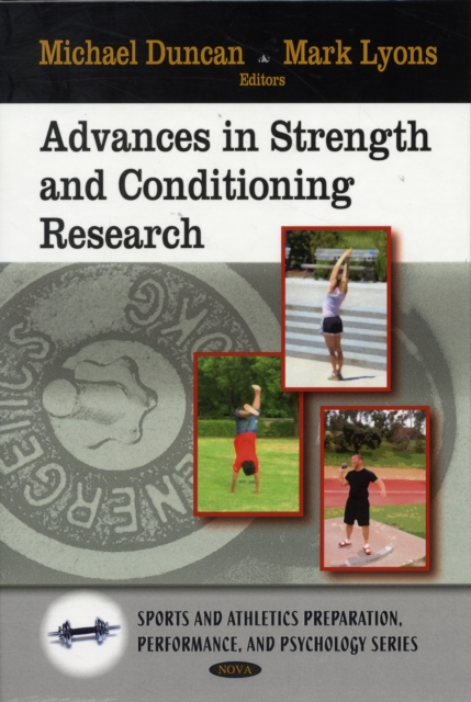 Advances in Strength & Conditioning Research: 260