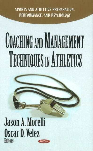 Coaching & Management Techniques in Athletics the role of evaluation as a mechanism for advancing principal practice