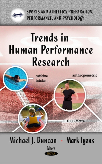 Zakazat.ru: Trends in Human Performance Research