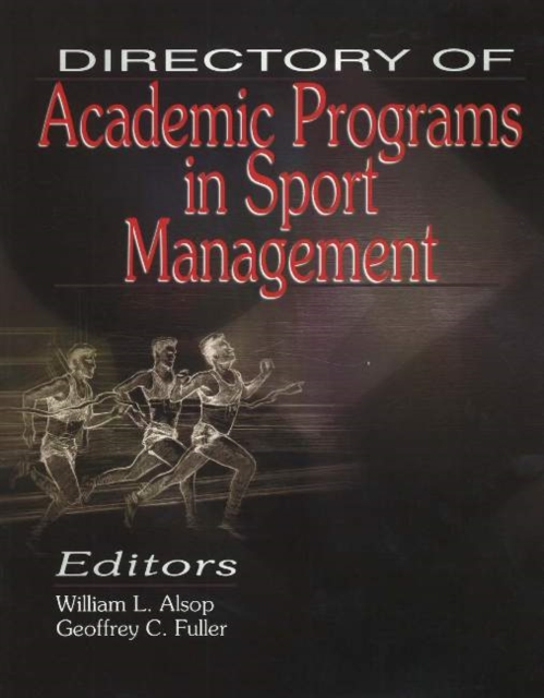 Directory of Academic Programs in Sport Management a decision support tool for library book inventory management