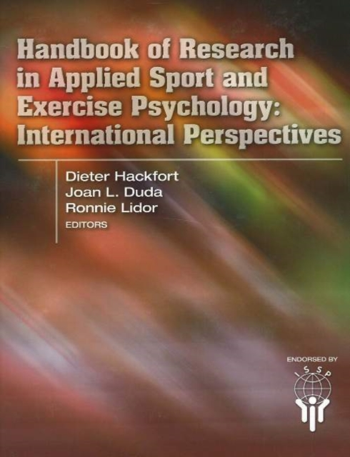 Handbook of Research in Applied Sport & Exercise Psychology: International Perspectives industrial and organizational psychology research and practice