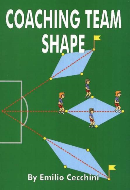 Coaching Team Shape raised from the ground